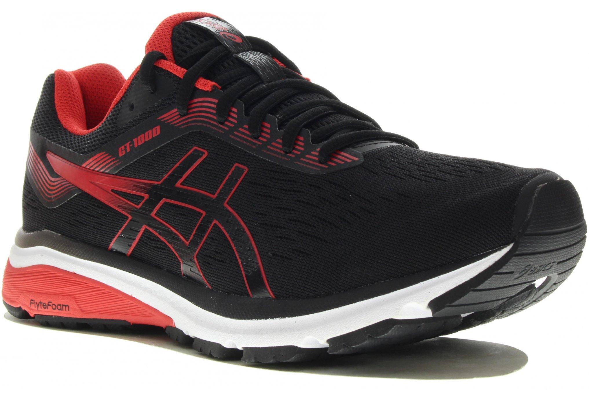 Achat de chaussures de sport adulte homme perméable rouge