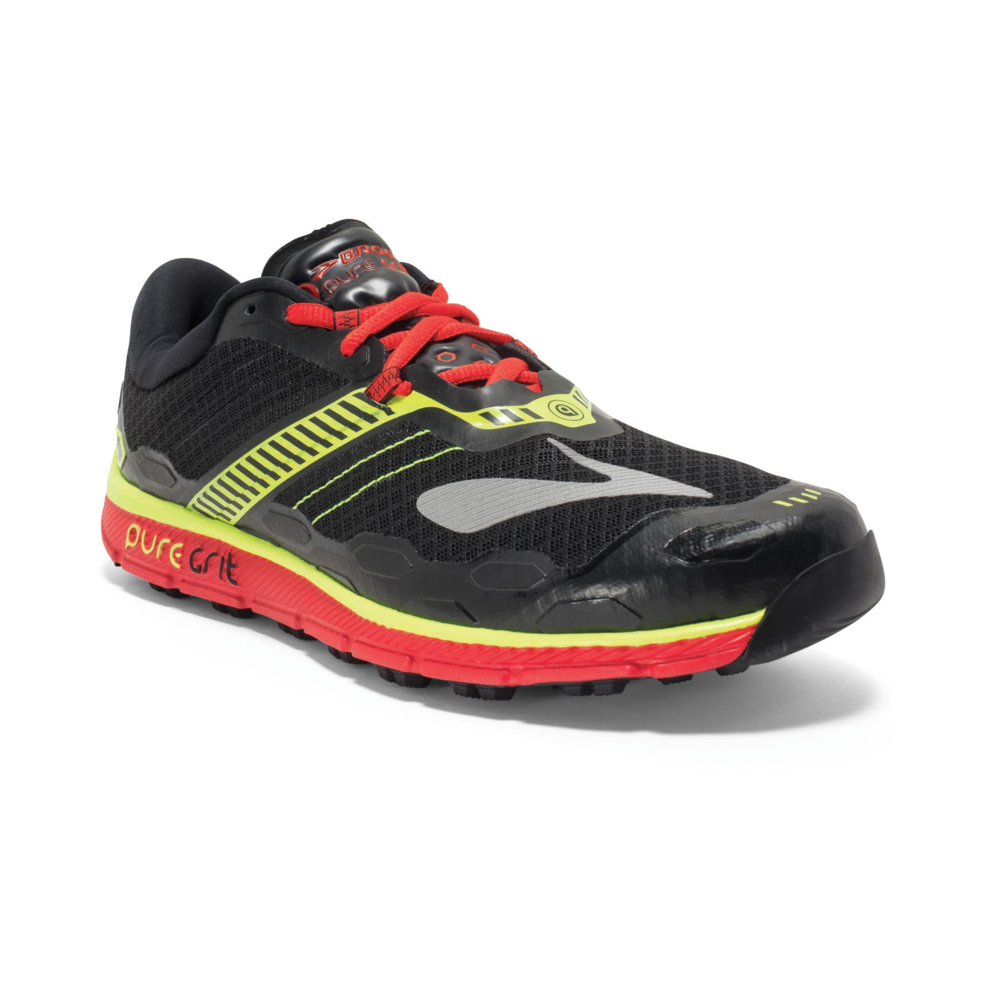 5101d17185b Achat de chaussures de sport adulte homme jaune perméable trail ...